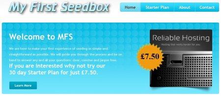 MyFirstSeedbox.co.uk